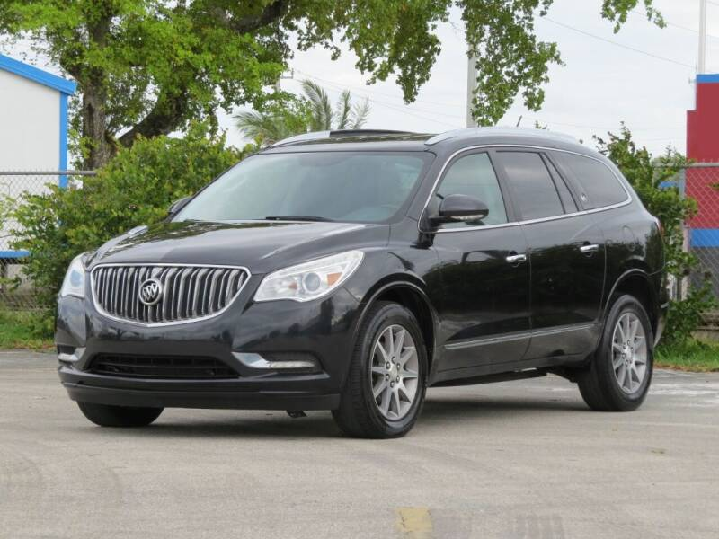 2014 Buick Enclave for sale at DK Auto Sales in Hollywood FL