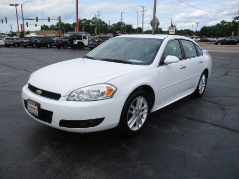 2014 Chevrolet Impala Limited for sale at Windsor Auto Sales in Loves Park IL