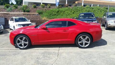 2010 Chevrolet Camaro for sale at State Line Motors in Bristol VA
