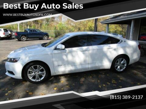2015 Chevrolet Impala for sale at Best Buy Auto Sales in South Beloit IL