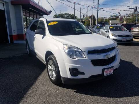 2015 Chevrolet Equinox for sale at Absolute Motors in Hammond IN