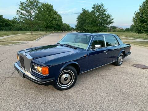 1983 Rolls-Royce Silver Spur for sale at Park Ward Motors Museum - Park Ward Motors in Crystal Lake IL