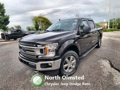 2020 Ford F-150 for sale at North Olmsted Chrysler Jeep Dodge Ram in North Olmsted OH