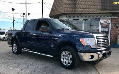 2011 Ford F-150 for sale at Steve's Auto Sales in Norfolk VA