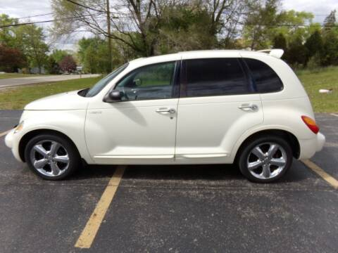 2004 Chrysler PT Cruiser for sale at Rose Auto Sales & Motorsports Inc in McHenry IL