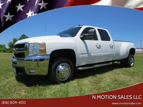2008 Chevrolet Silverado 3500HD for sale at N Motion Sales LLC in Odessa MO