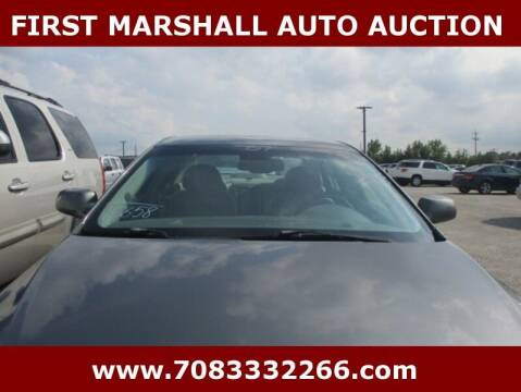 2007 Buick Lucerne for sale at First Marshall Auto Auction in Harvey IL