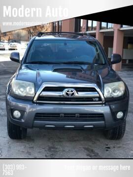 2006 Toyota 4Runner for sale at Modern Auto in Denver CO