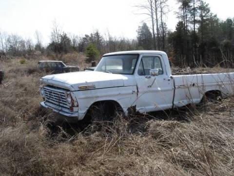 1971 Ford F-150 for sale at Haggle Me Classics in Hobart IN