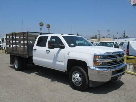 2017 Chevrolet Silverado 3500HD CC for sale at Atlantis Auto Sales in La Puente CA