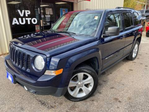 2013 Jeep Patriot for sale at VP Auto in Greenville SC