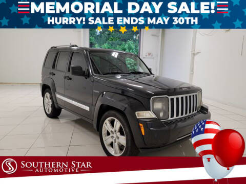 2012 Jeep Liberty for sale at Southern Star Automotive, Inc. in Duluth GA