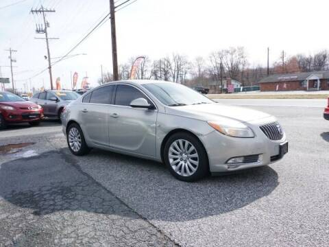 2011 Buick Regal for sale at Budget Auto Sales & Services in Havre De Grace MD
