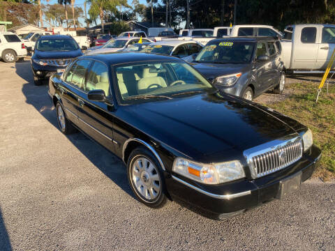 2007 Mercury Grand Marquis for sale at Harbor Oaks Auto Sales in Port Orange FL