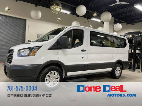 2016 Ford Transit Passenger for sale at DONE DEAL MOTORS in Canton MA