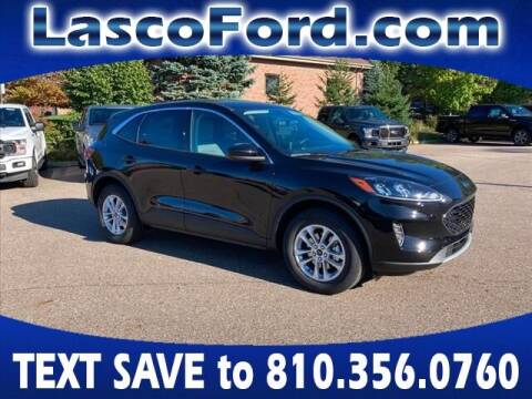 2020 Ford Escape for sale at LASCO FORD in Fenton MI