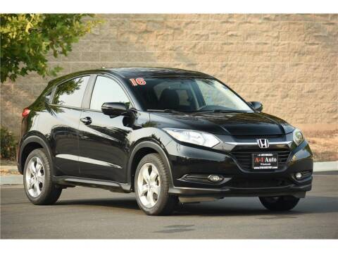 2016 Honda HR-V for sale at A-1 Auto Wholesale in Sacramento CA