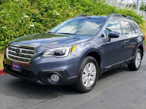2017 Subaru Outback for sale at Halo Motors in Bellevue WA