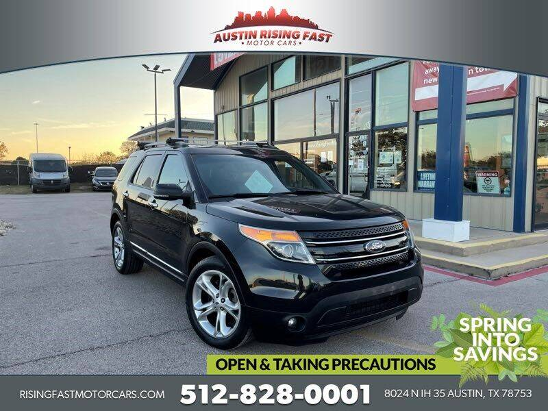 2015 Ford Explorer for sale in Austin, TX