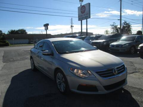 2011 Volkswagen CC for sale at Motor Point Auto Sales in Orlando FL