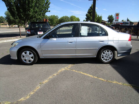 2005 Honda Civic for sale at Miller's Economy Auto in Redmond OR