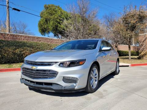 2018 Chevrolet Malibu for sale at International Auto Sales in Garland TX