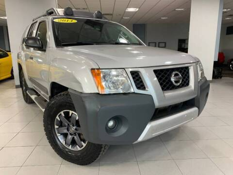 2014 Nissan Xterra for sale at Auto Mall of Springfield north in Springfield IL