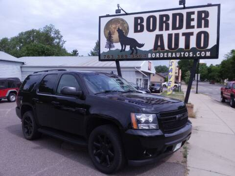 2008 Chevrolet Tahoe for sale at Border Auto of Princeton in Princeton MN