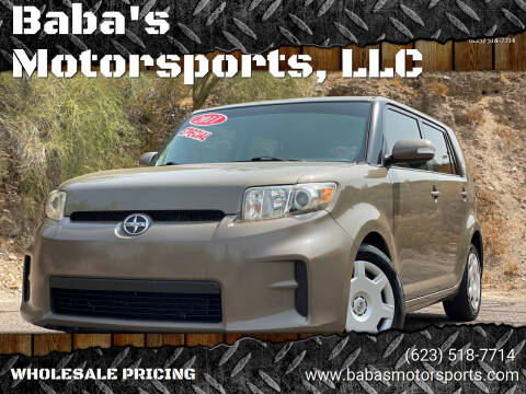 2011 Scion xB for sale at Baba's Motorsports, LLC in Phoenix AZ