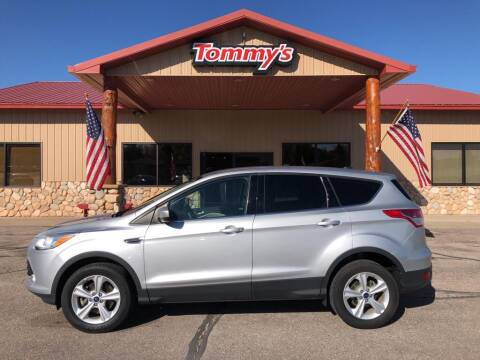 2013 Ford Escape for sale at Tommy's Car Lot in Chadron NE
