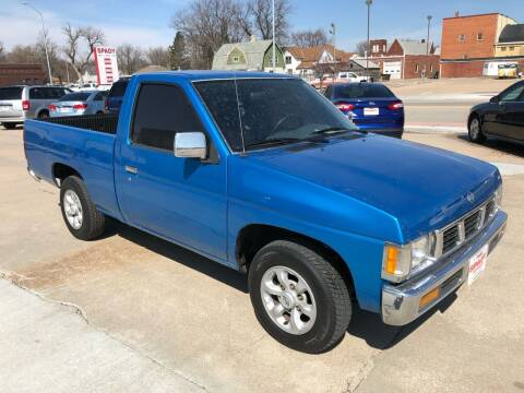 1997 Nissan Truck for sale at Spady Used Cars in Holdrege NE