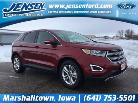 2018 Ford Edge for sale at JENSEN FORD LINCOLN MERCURY in Marshalltown IA