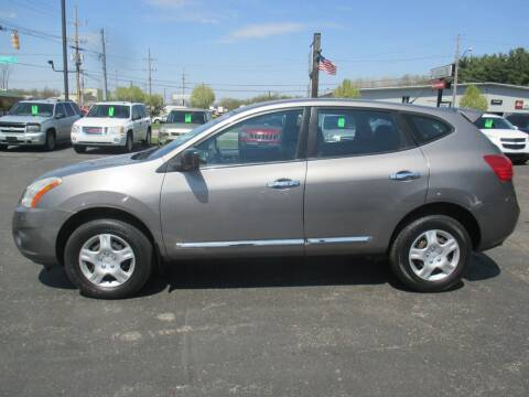 2012 Nissan Rogue for sale at Home Street Auto Sales in Mishawaka IN