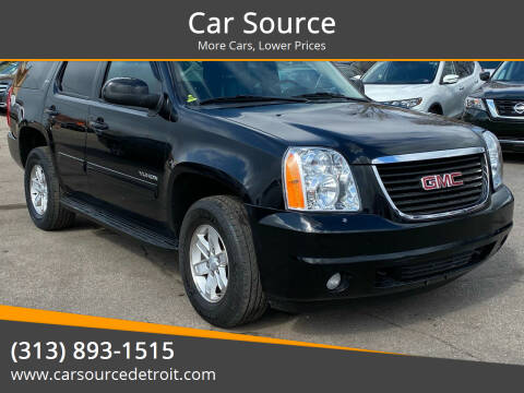 2013 GMC Yukon for sale at Car Source in Detroit MI