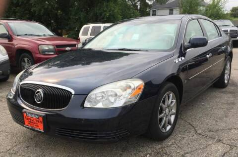 2008 Buick Lucerne for sale at Knowlton Motors, Inc. in Freeport IL