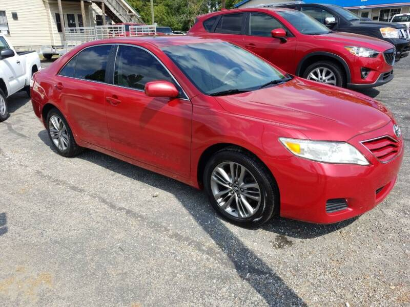 2010 Toyota Camry for sale at Indiana Auto Sales Inc in Bloomington IN
