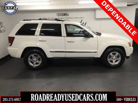 2006 Jeep Grand Cherokee for sale at Road Ready Used Cars in Ansonia CT