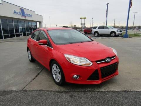 2012 Ford Focus for sale at Show Me Auto Mall in Harrisonville MO