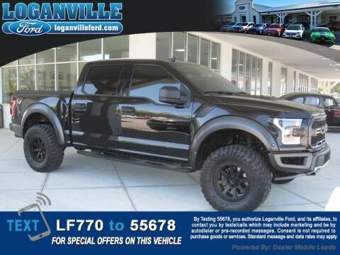 2019 Ford F-150 for sale at Loganville Quick Lane and Tire Center in Loganville GA