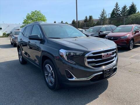 2018 GMC Terrain for sale at Classified Pre-owned Cars of Marlboro in Marlboro NY