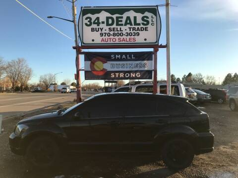 2007 Dodge Caliber for sale at 34 Deals LLC in Loveland CO