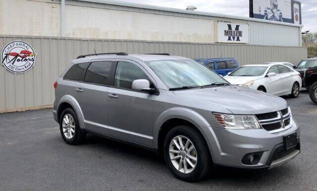 2016 Dodge Journey for sale at Chaparral Motors in Lubbock TX