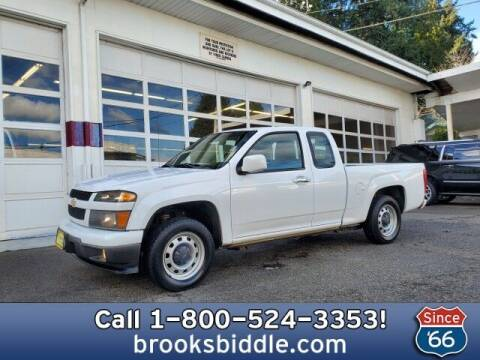 2012 Chevrolet Colorado for sale at BROOKS BIDDLE AUTOMOTIVE in Bothell WA