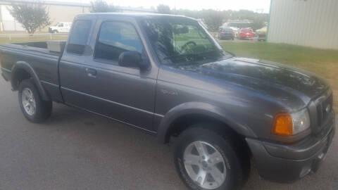 2005 Ford Ranger for sale at Haigler Motors Inc in Tyler TX