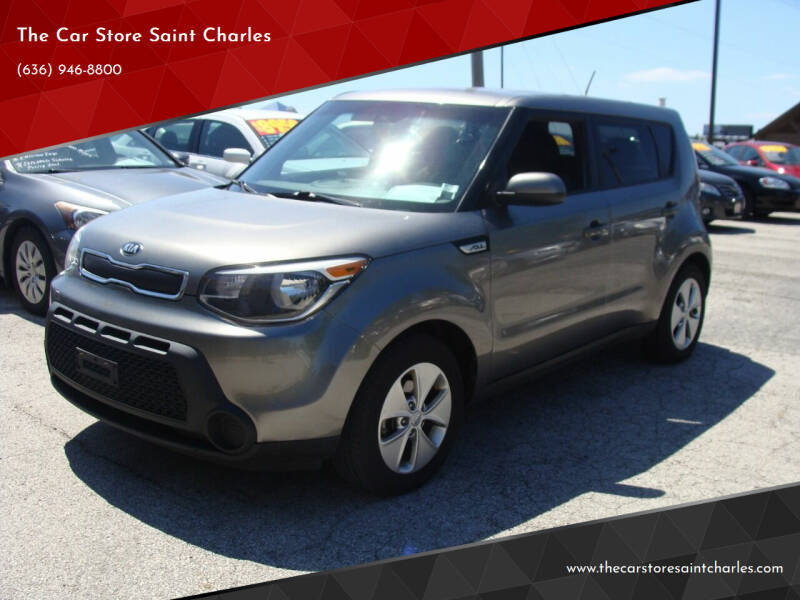 2015 Kia Soul for sale at The Car Store Saint Charles in Saint Charles MO