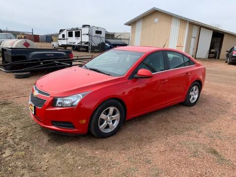 2014 Chevrolet Cruze for sale at Yachs Auto Sales and Service in Ringle WI