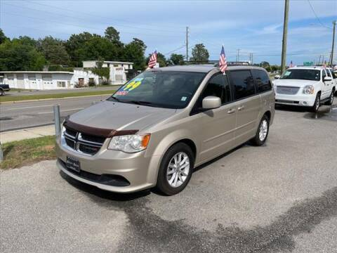 2013 Dodge Grand Caravan for sale at Kelly & Kelly Auto Sales in Fayetteville NC