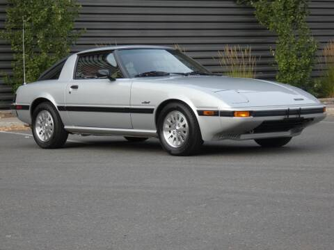 1984 Mazda RX-7 for sale at Sun Valley Auto Sales in Hailey ID