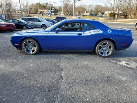 2012 Dodge Challenger for sale at CANDOR INC in Toms River NJ