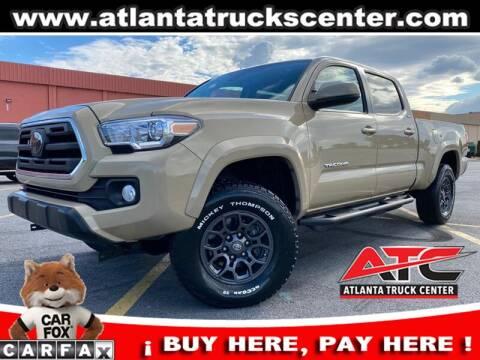 2018 Toyota Tacoma for sale at ATLANTA TRUCK CENTER LLC in Brookhaven GA